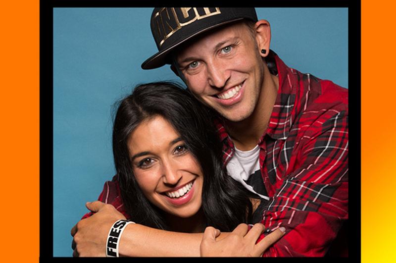 Why do Matt and Dana look so familiar?