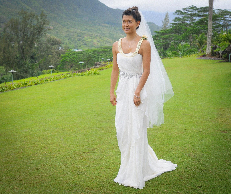 Kono's Wedding Dress - Hawaii Five-0 Season Finale