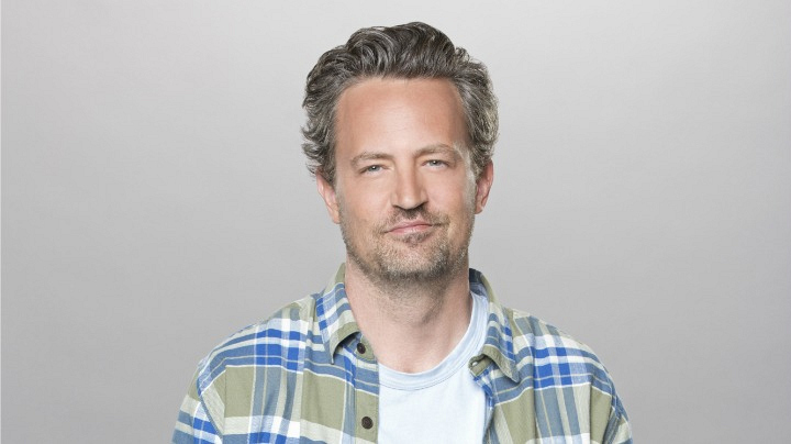 It's Matthew Perry, who plays Oscar Madison on The Odd Couple!