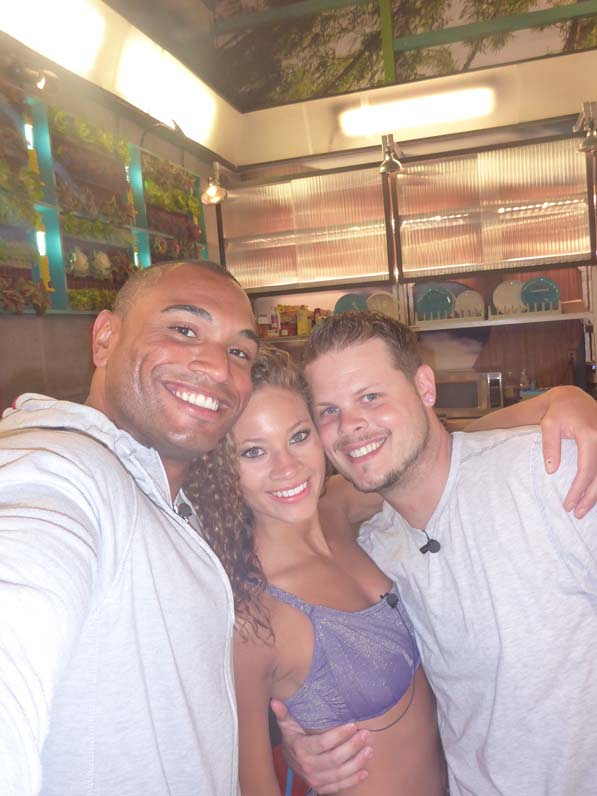 Devin, Amber and Derrick