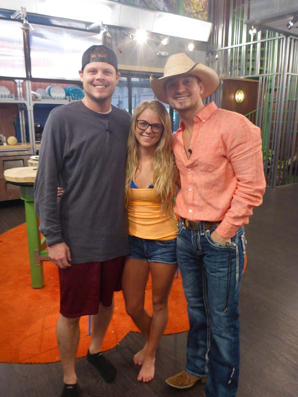 Derrick, Nicole and Caleb