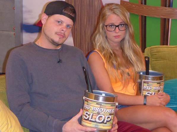 Derrick and Nicole