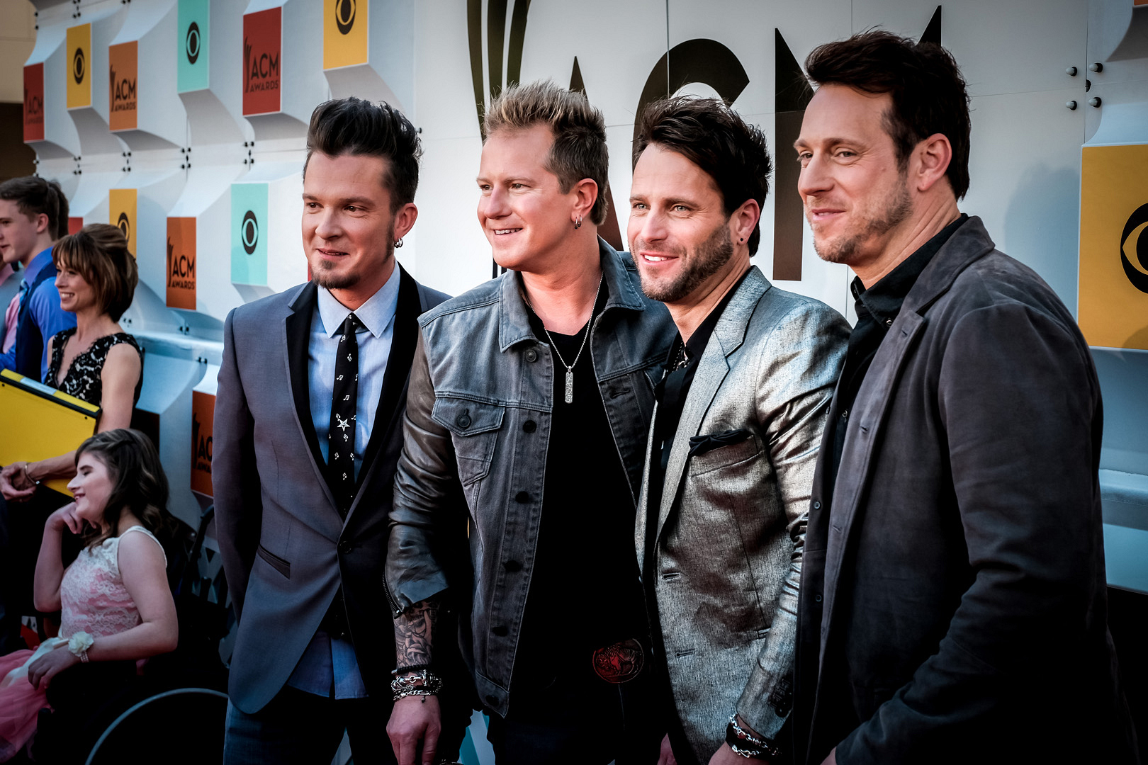 2016 ACMs: Parmalee