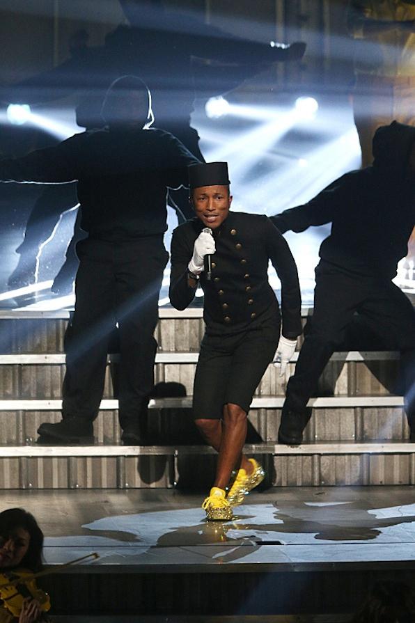 Pharrell Williams Got Happy