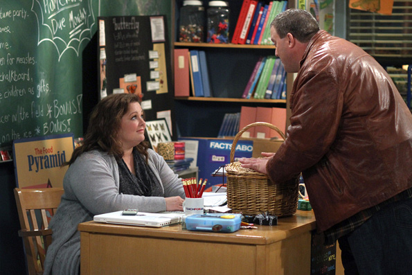 Mike and Molly Chat
