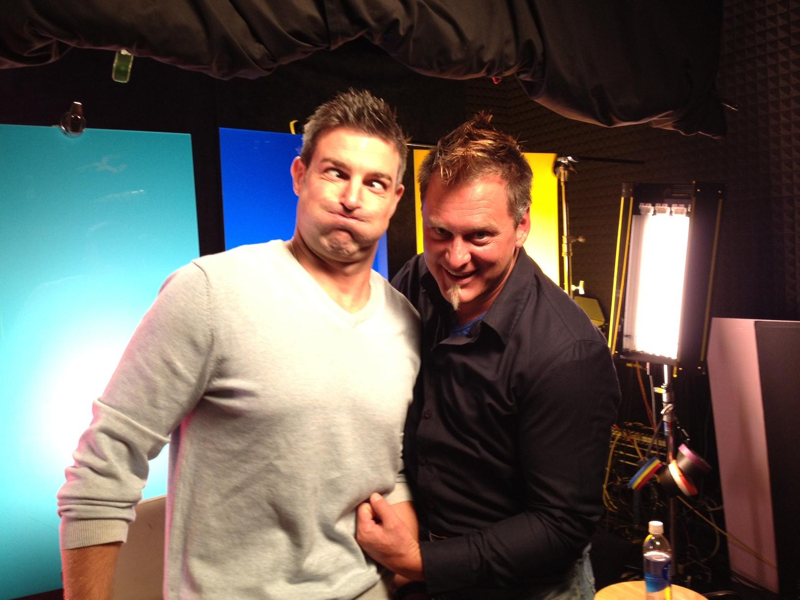 Jeff and Joe