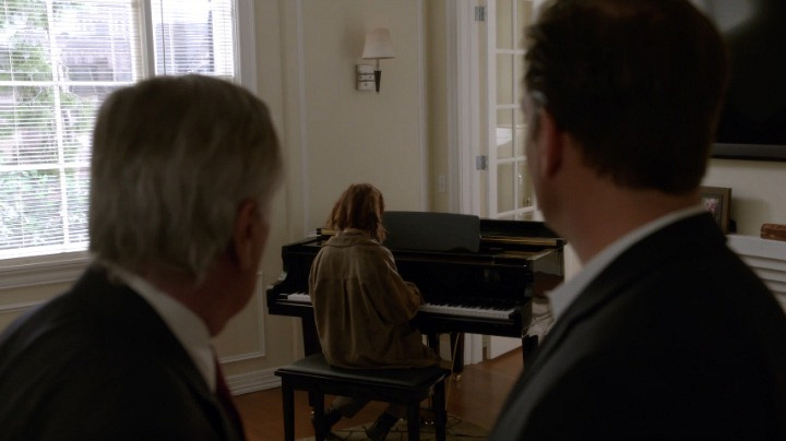 The piano piece Susan performed in Tony's apartment was an original work by NCIS composer Brian Kirk.