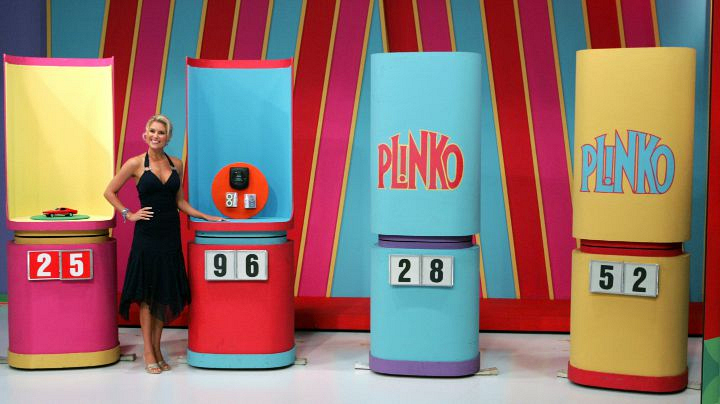 Season 43 contestants played a lot of Plinko.