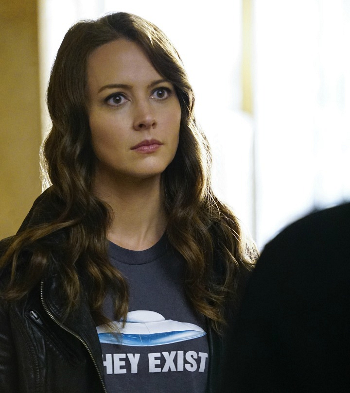 Root dives into her undercover role.