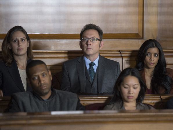 How will Finch deal on Person of Interest?