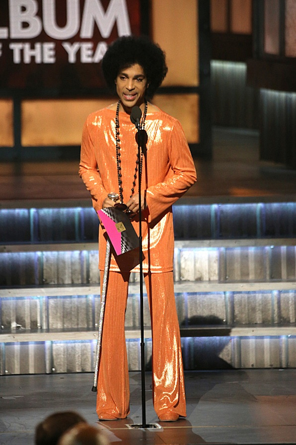 Prince Was In The Building