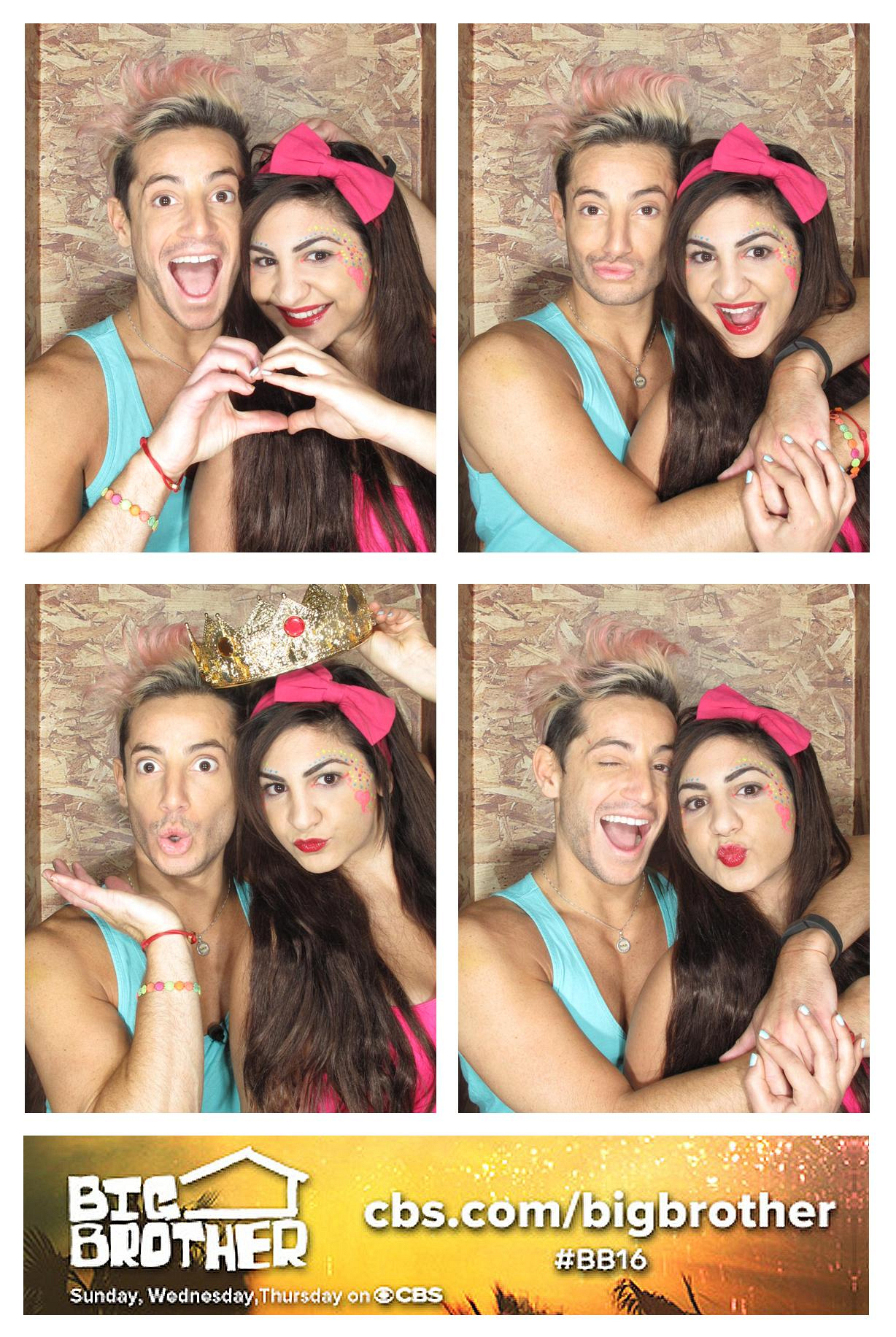 Victoria and Frankie