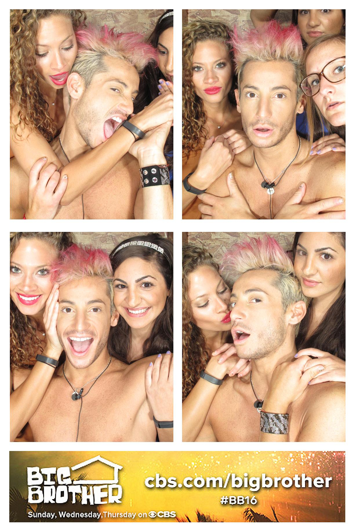 Frankie in the middle