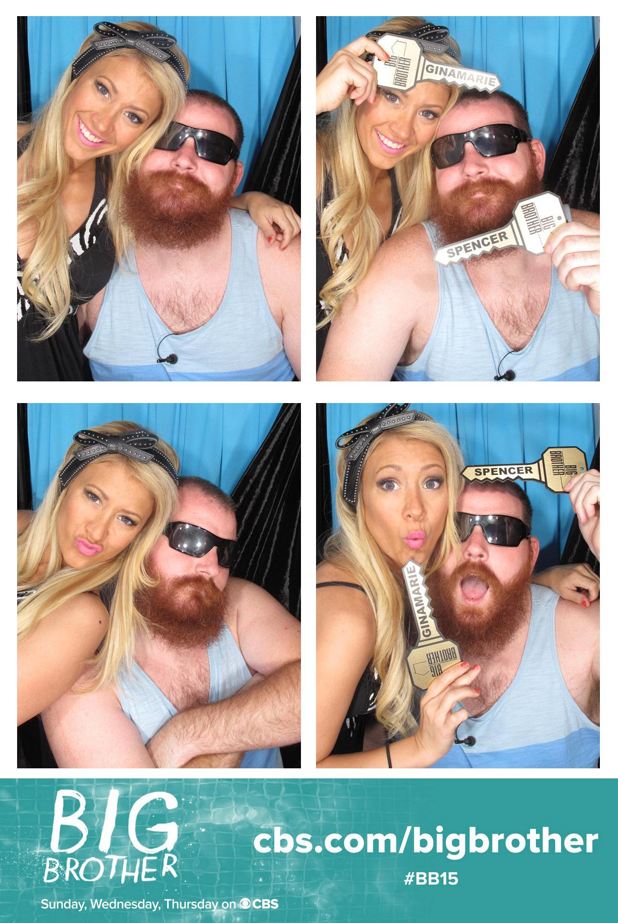 GinaMarie and Spencer