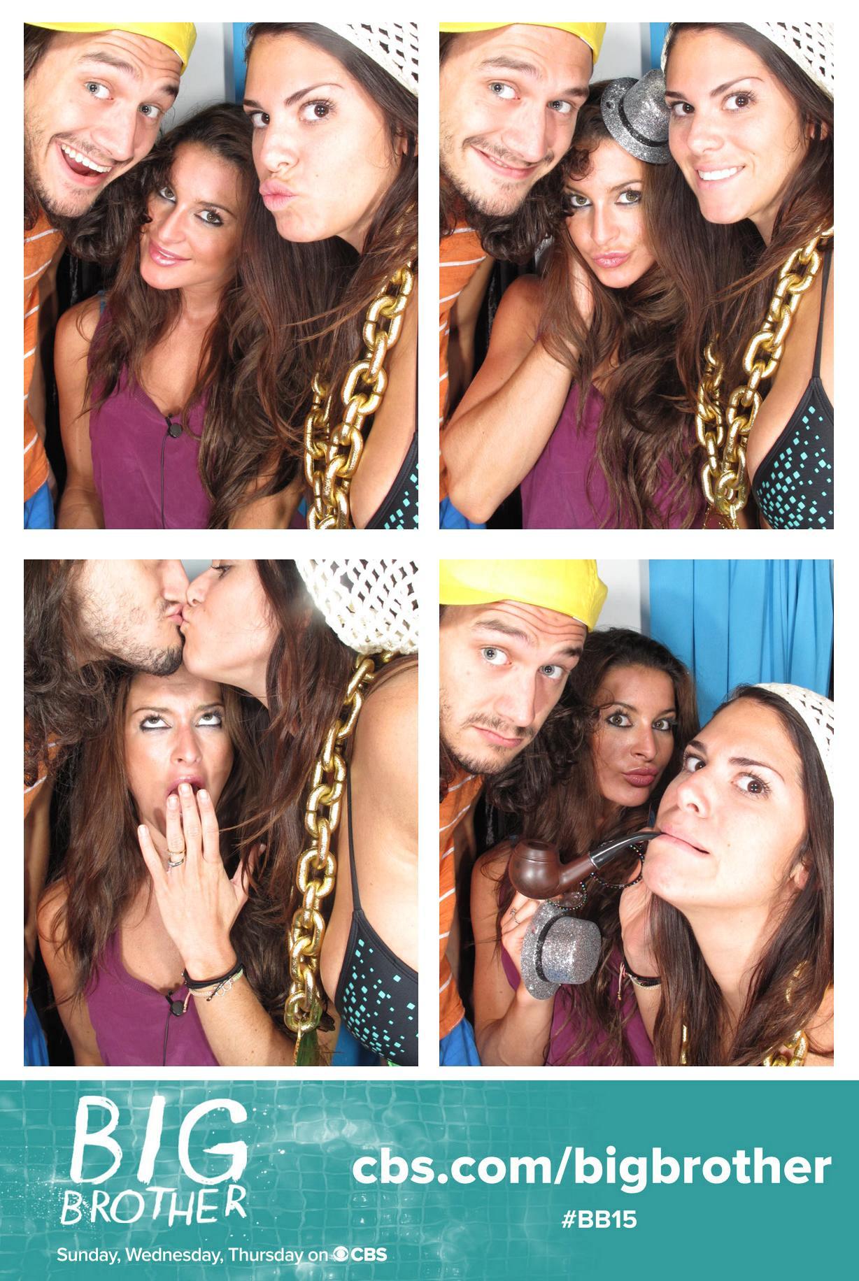 McCrae, Elissa and Amanda