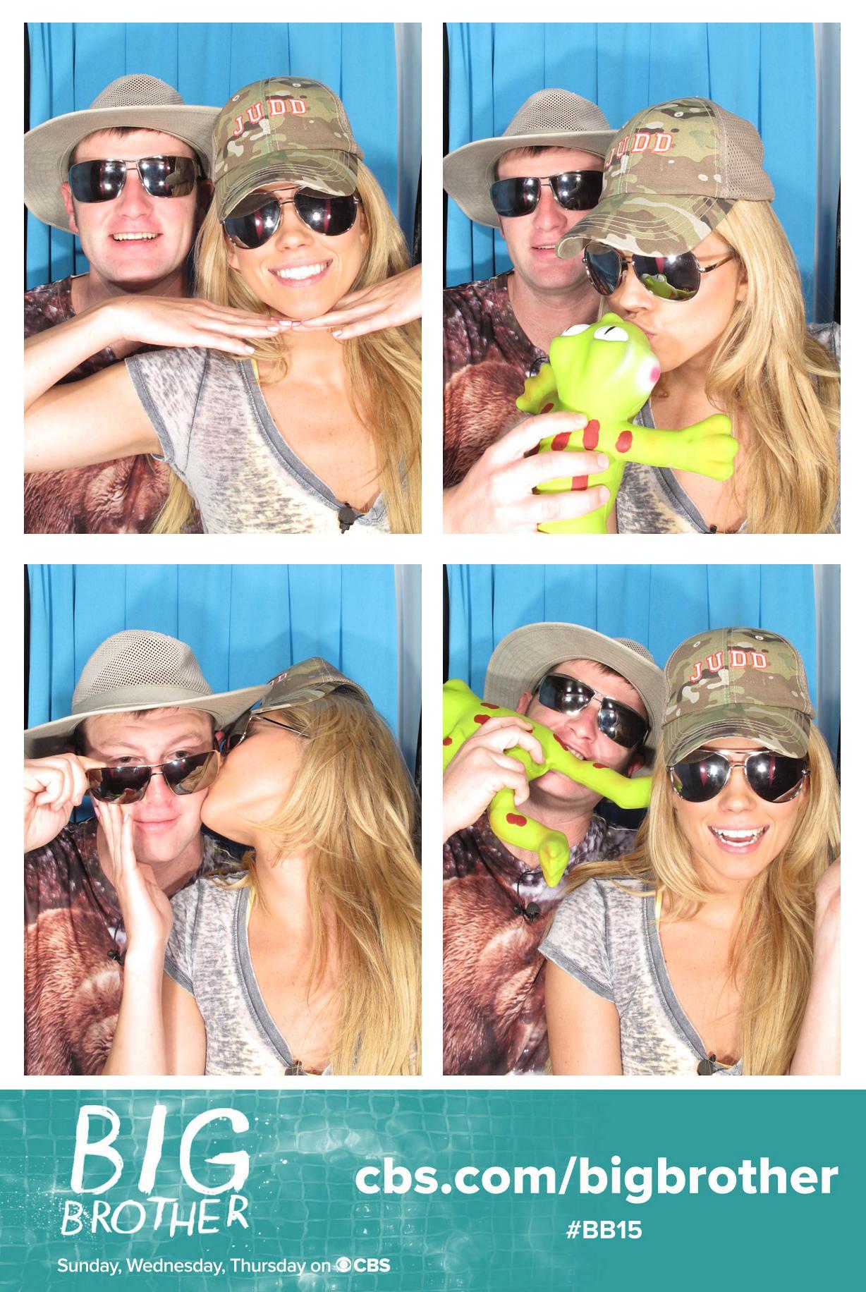Judd and Aaryn