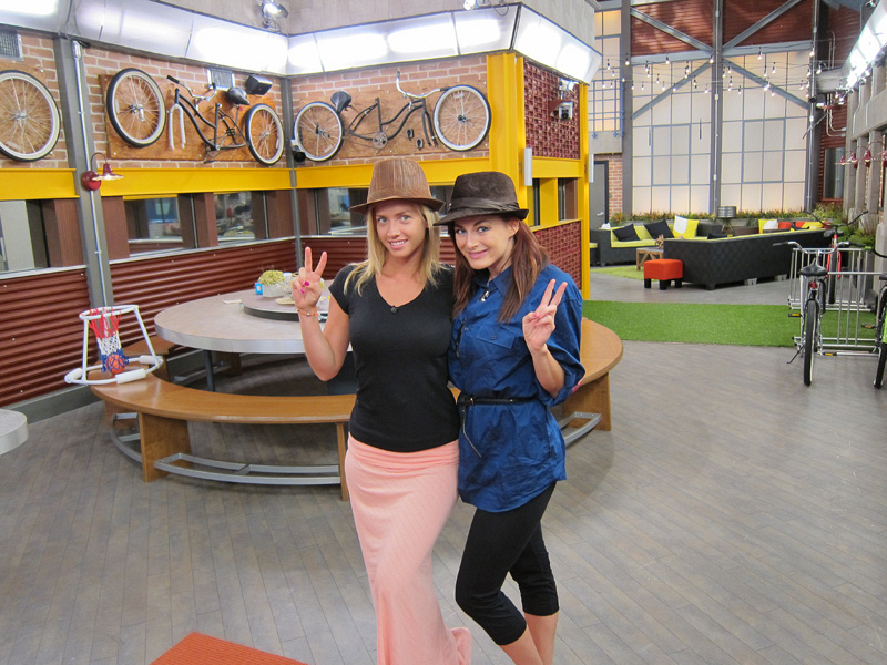 Rachel and Porsche