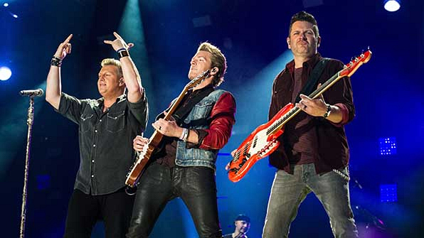 Rascal Flatts has earned their 10th nomination for Vocal Group of the Year.