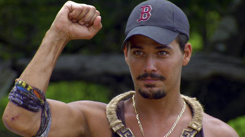 """Rob """"Boston Rob"""" Mariano - Survivor: Redemption Island"""
