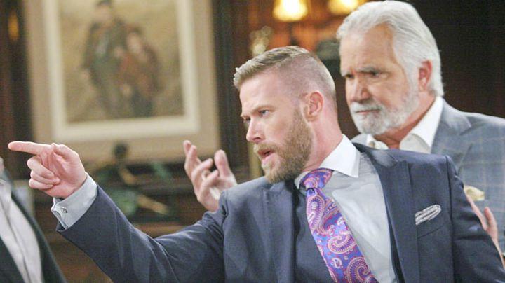 Rick lashes out at a vindictive Bill