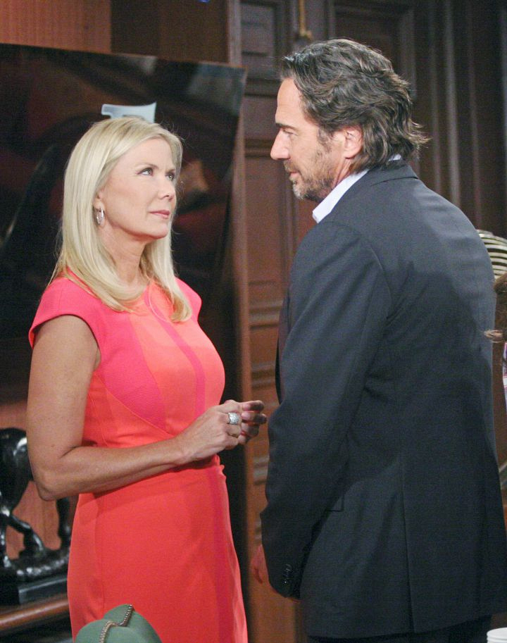 Will Ridge take Brooke's advice?