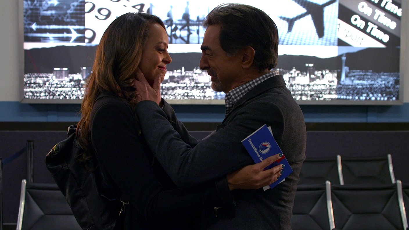 SSA David Rossi found out that he had a daughter—and a grandson.