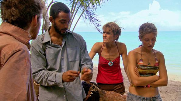 Cochran, Albert, Dawn and Whitney