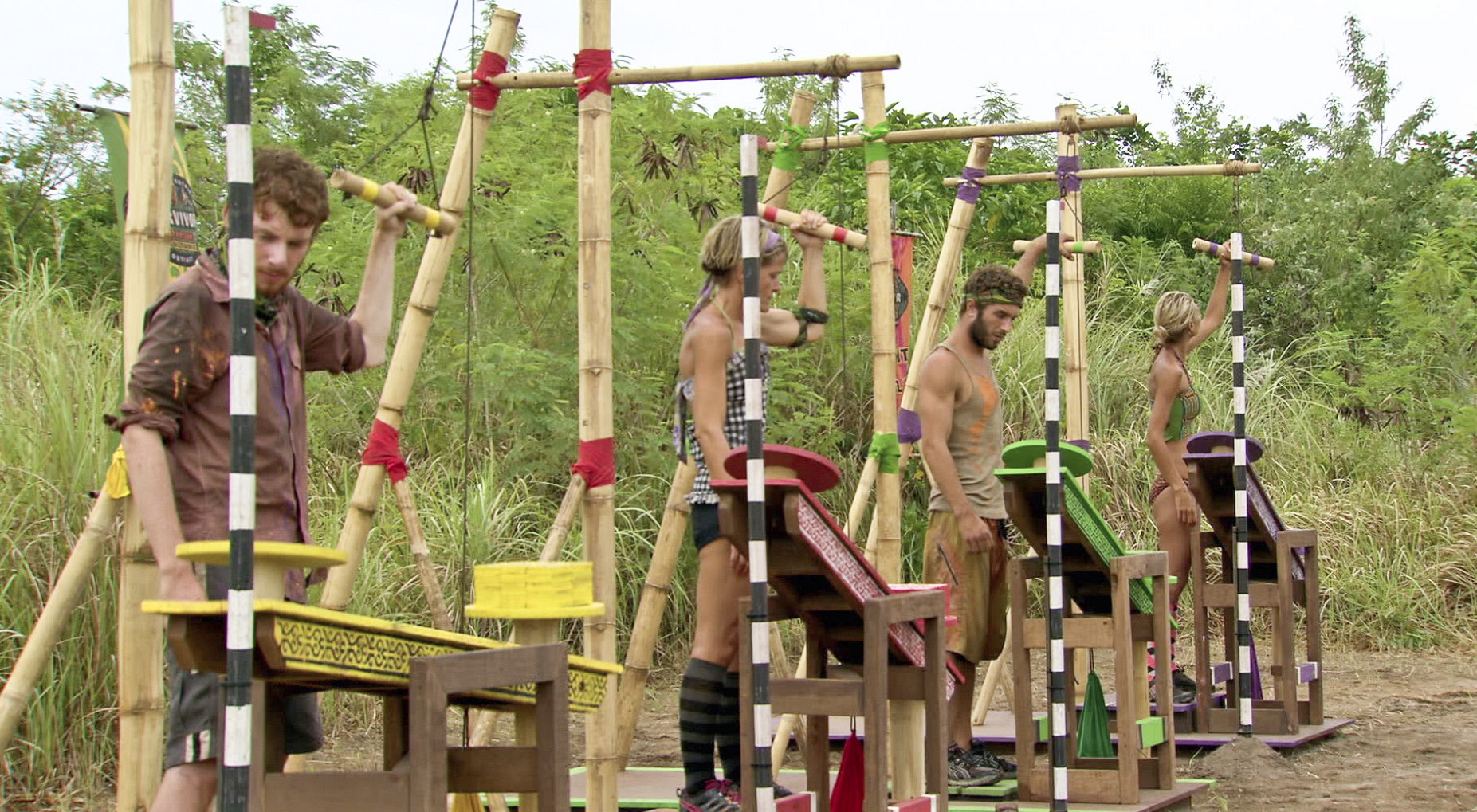 "Competition in the Season 26 Finale ""Last Push"""