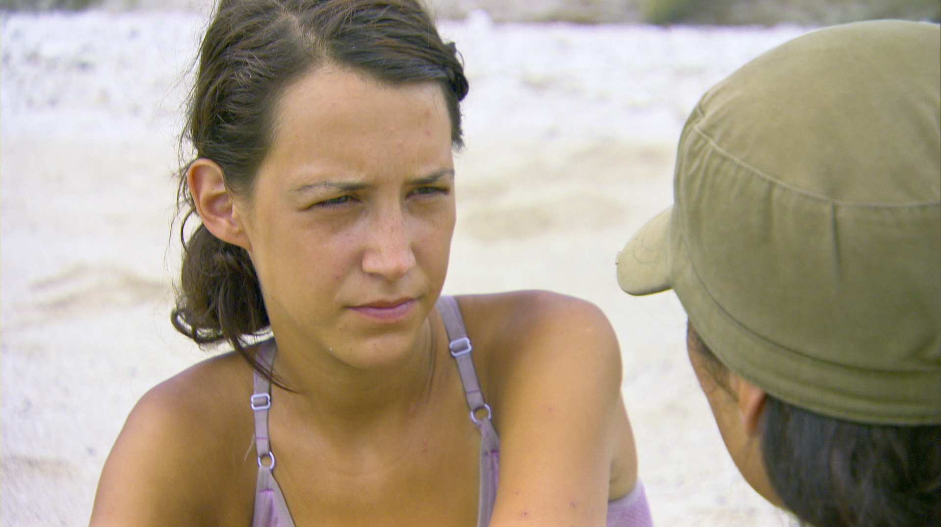 Ciera listens in Season 27 Episode 10