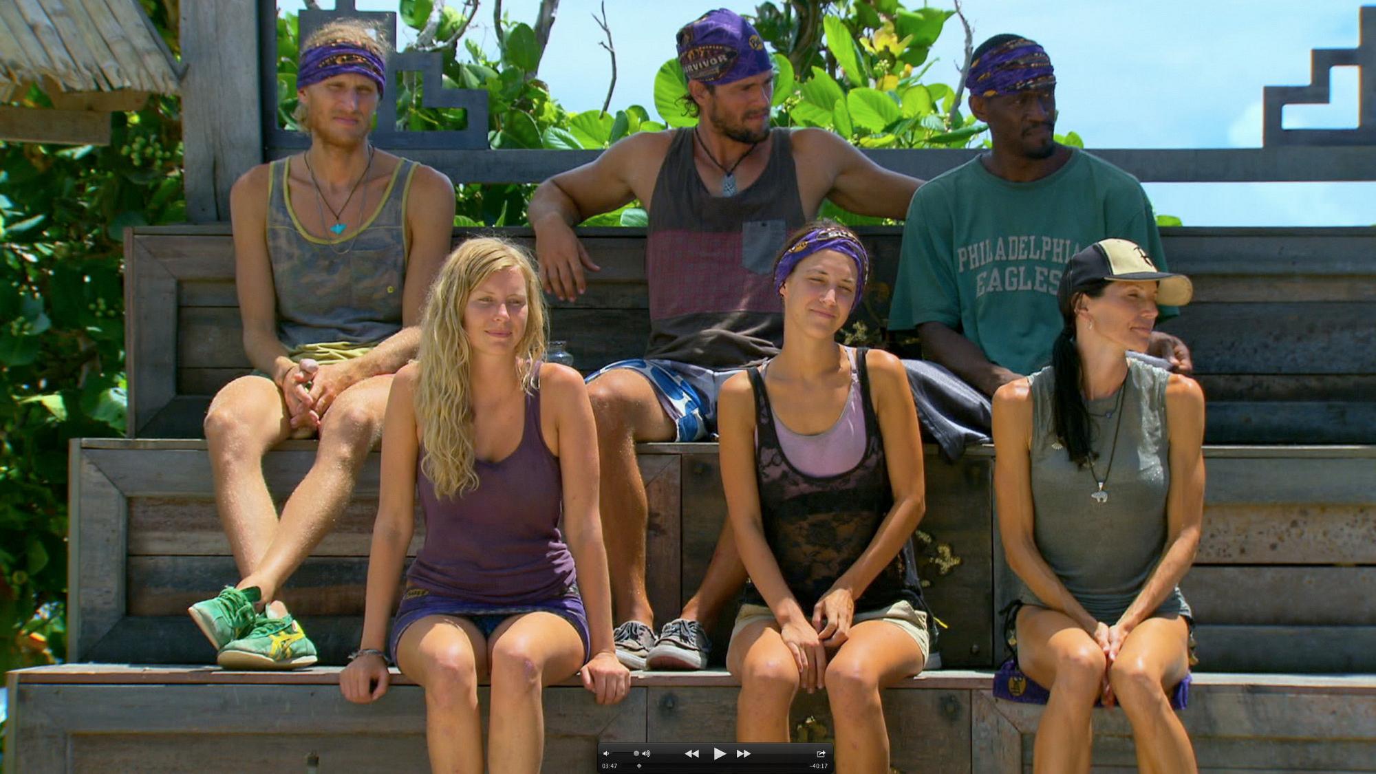 Season 27 Episode 12 Survivor Photos Cbs Com