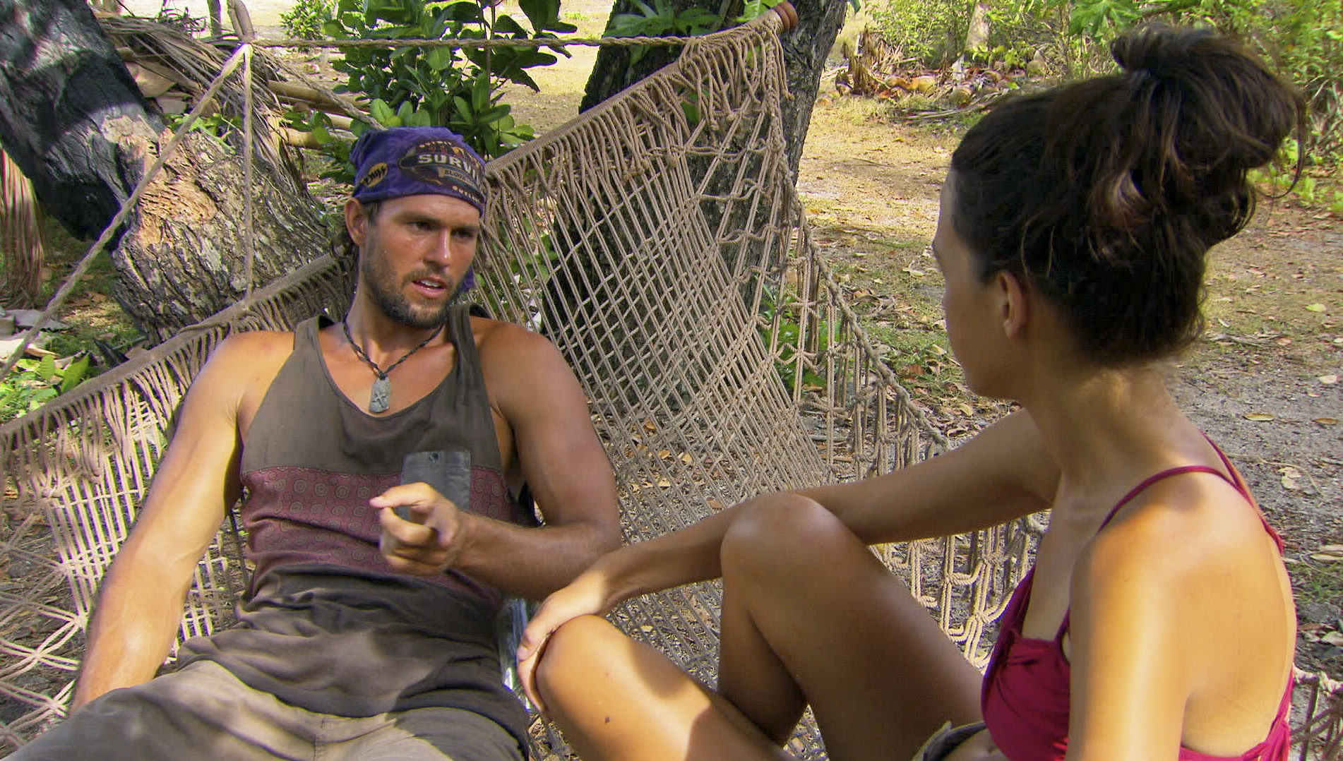 Hayden and Ciera in Season 27 Episode 13