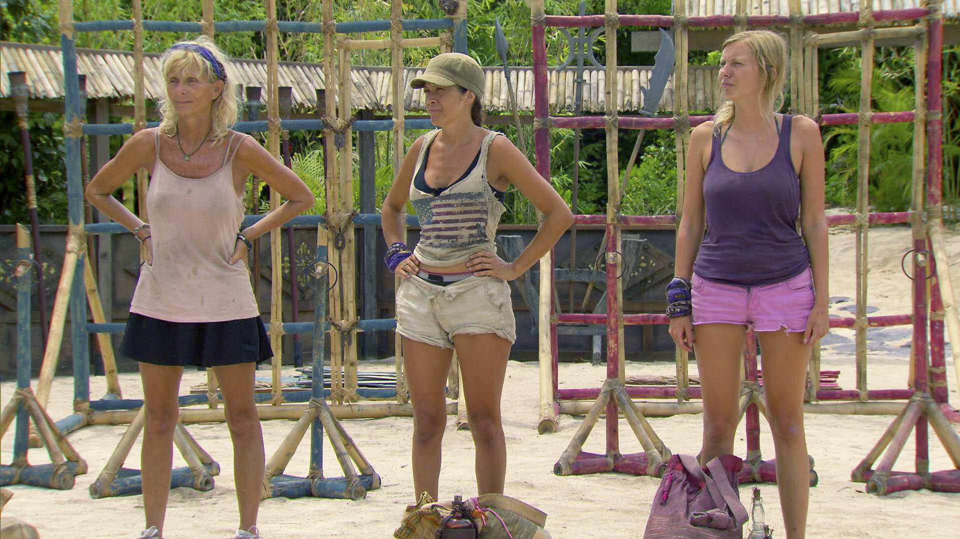 Before the challenge in Season 27 Episode 13