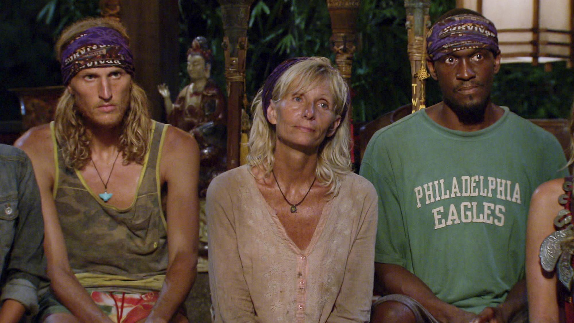 Tyson, Tina and Gervase
