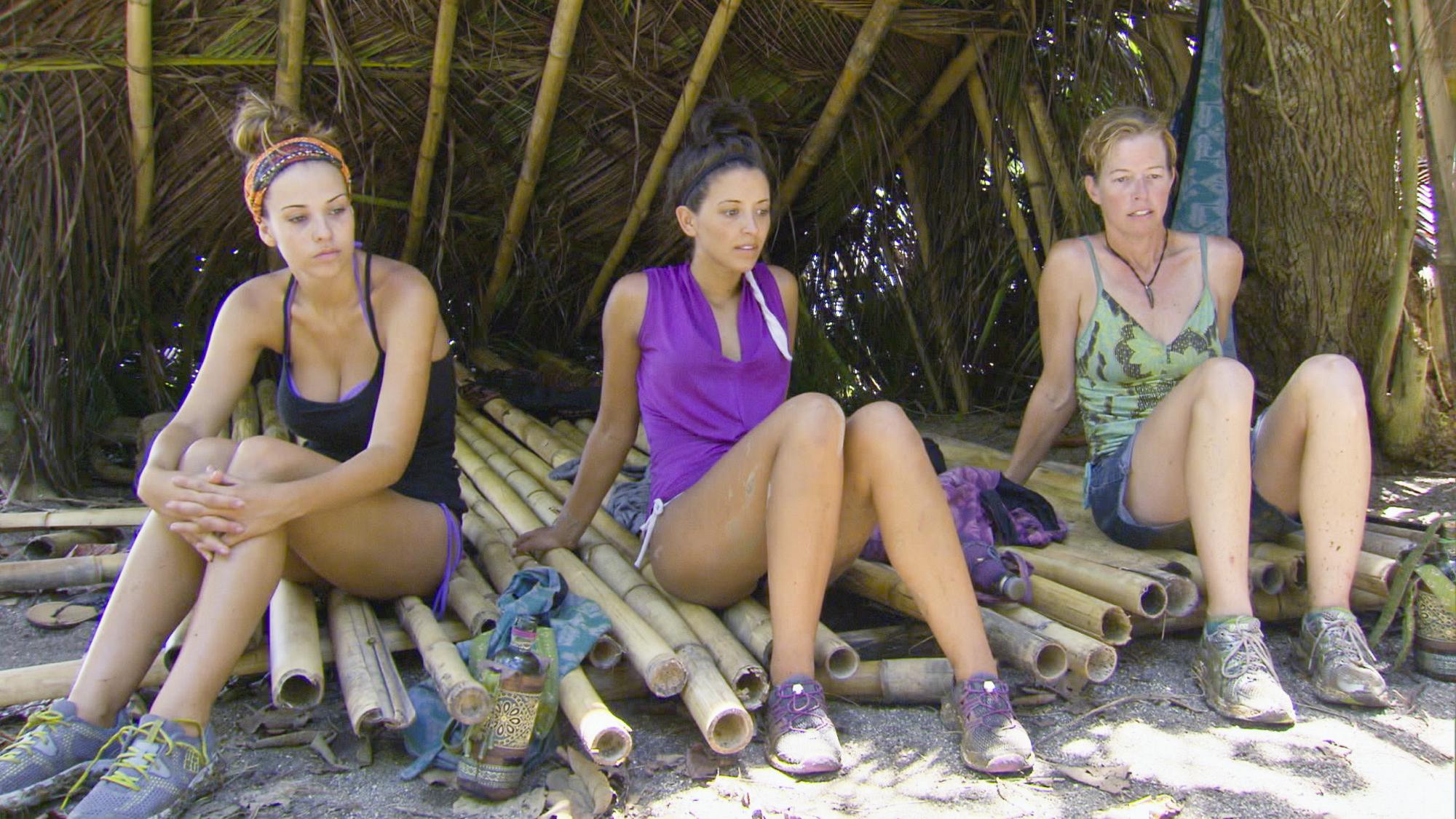 Morgan, Alexis and Kass in Season 28 Episode 5
