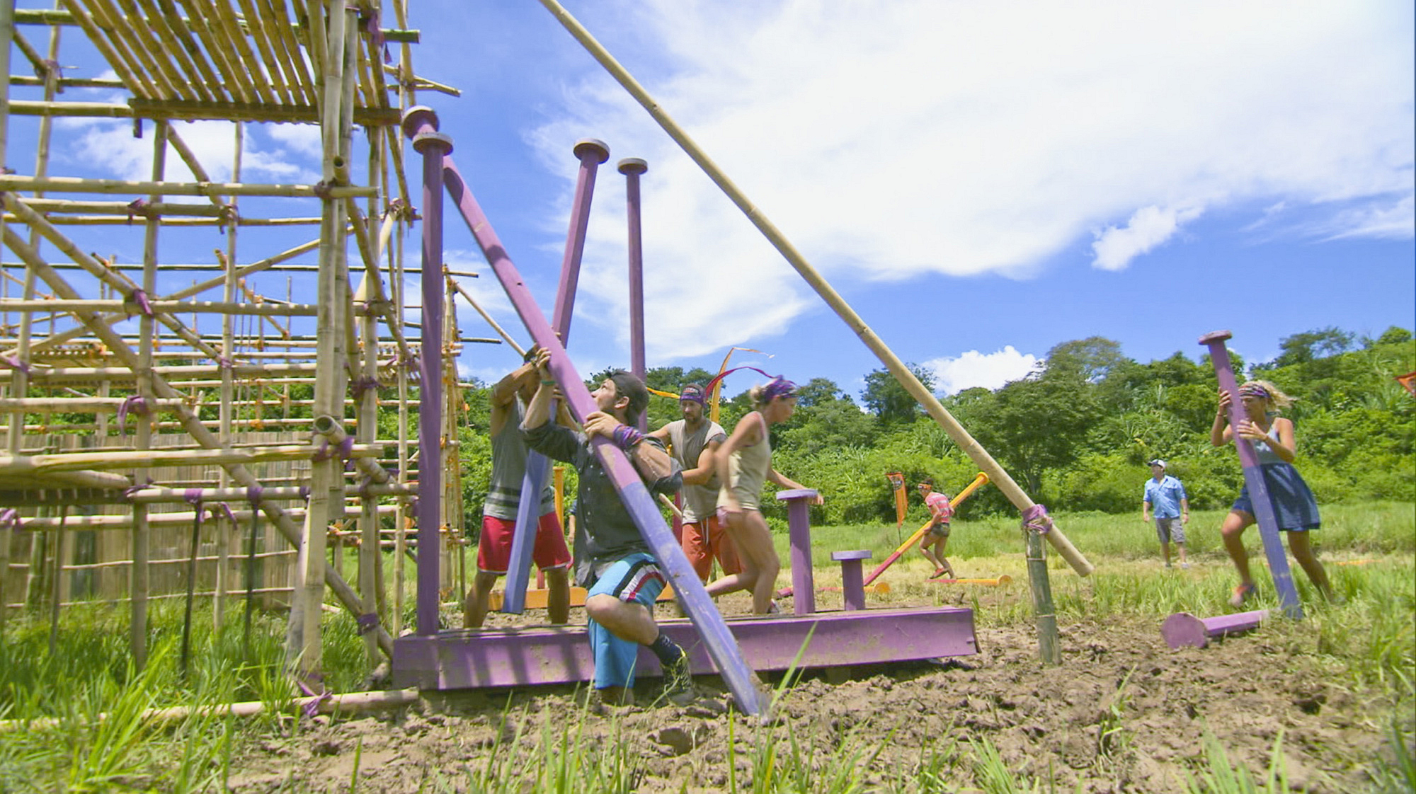Immunity Challenge in Season 28 Episode 5
