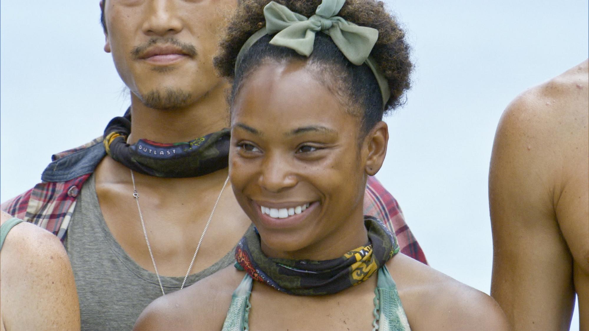 Tasha in Season 28 Episode 6