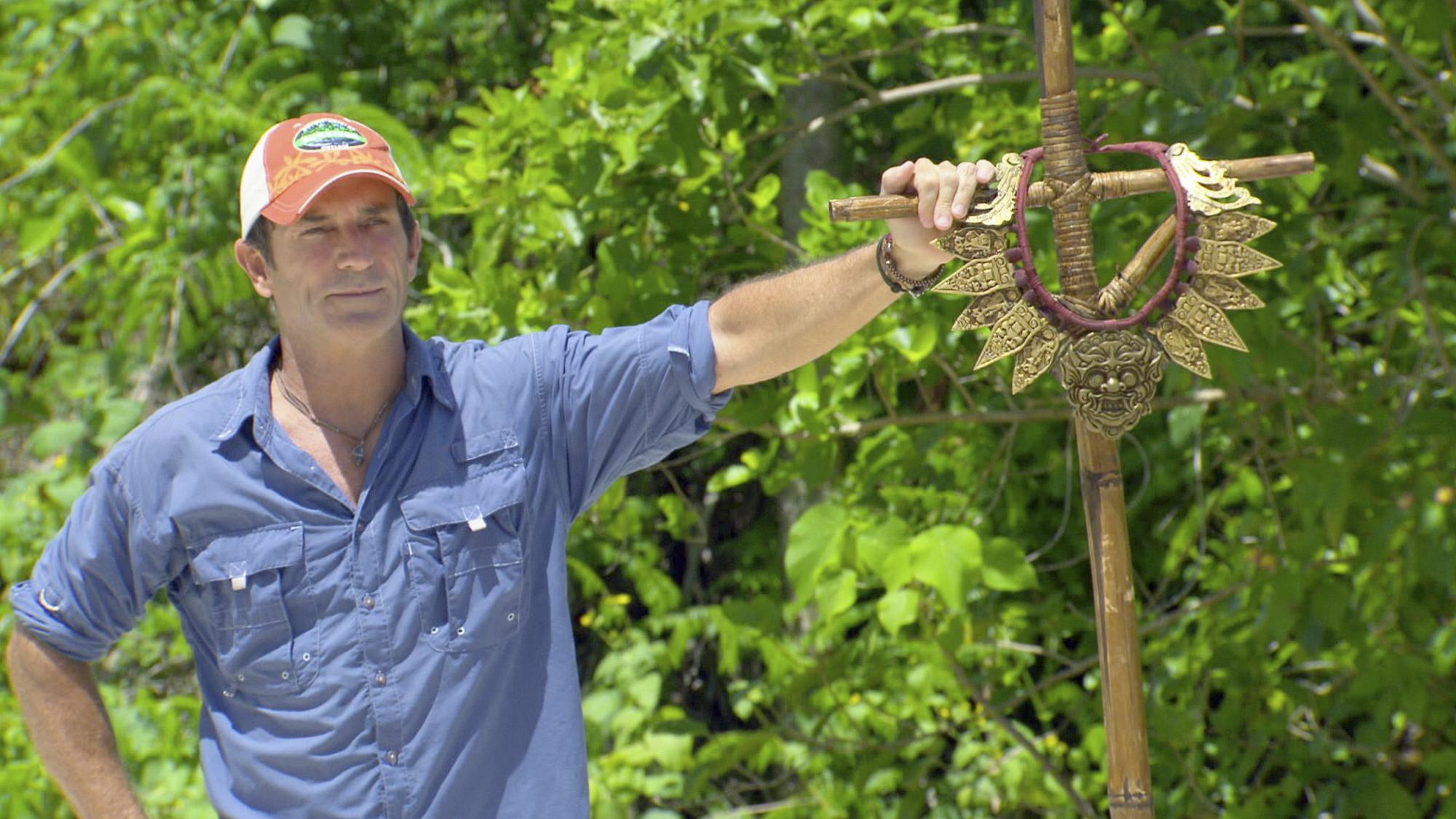Jeff in Season 28 Episode 10