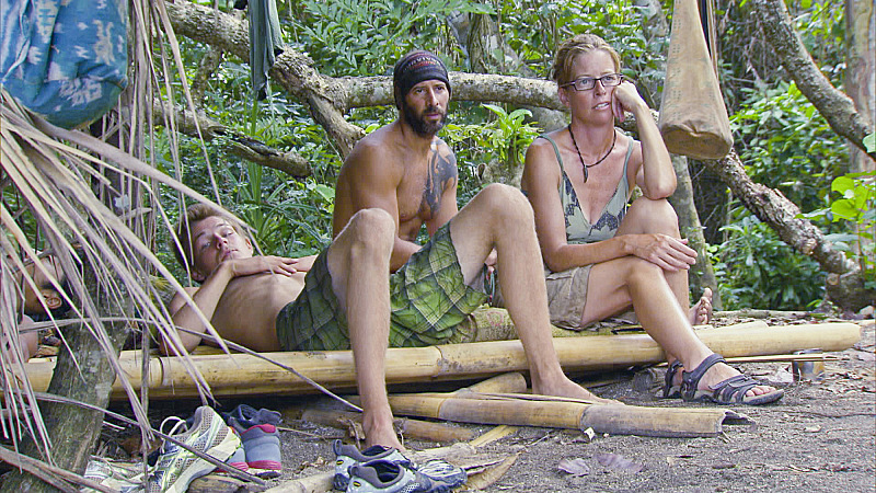 "At camp in ""It's Do or Die"" S28 Finale"