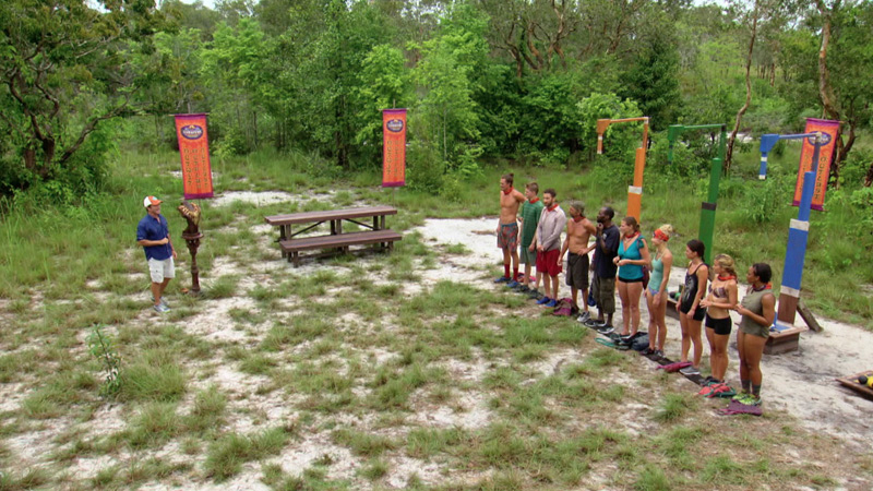 The castaways are about to make a very important decision before the Individual Immunity Challenge.