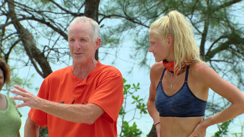 Dale and Kelley Wentworth reunite in Cambodia.
