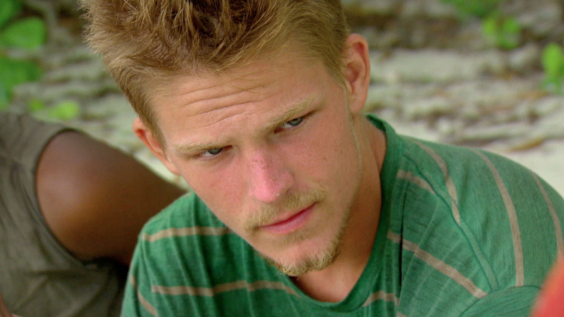 Spencer keeps focus in the final episode of Survivor Cambodia.