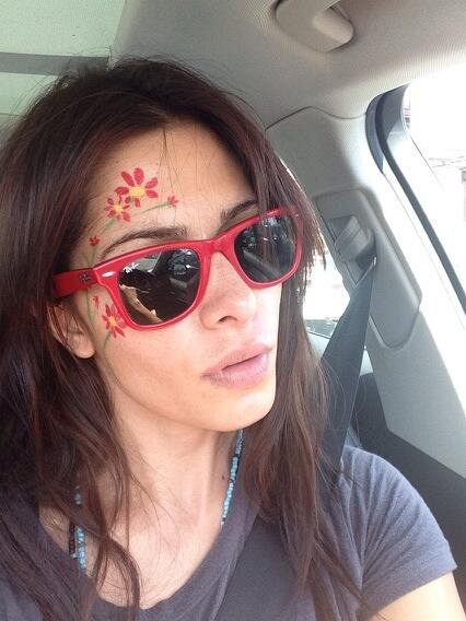 42. Sarah Shahi - Person of Interest