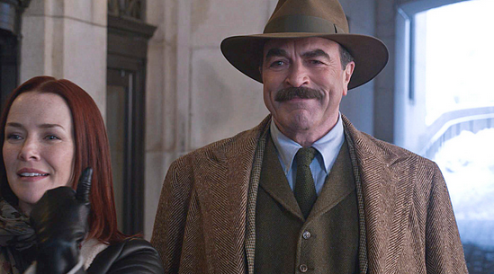 """4. Tom Selleck's mustache of jaded bemusement on <a href=""""http://www.cbs.com/shows/blue_bloods/"""">Blue Bloods</a>"""