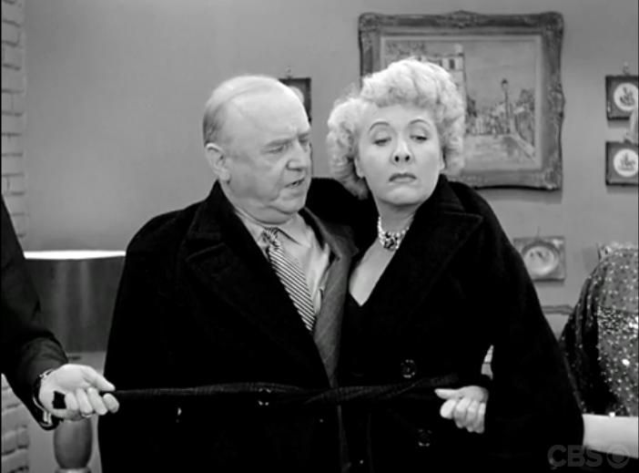 3. Fred and Ethel Fight (season 1, episode 22)