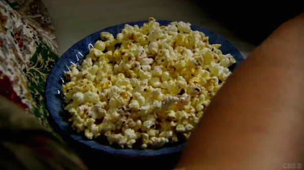 3. The time a clue hid in the kernels
