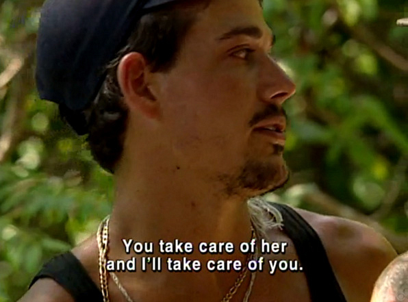 6. Love in a hopeless place (Survivor: All Stars)