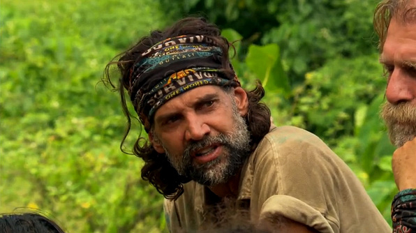 4. Troy takes the island (Survivor: One World)