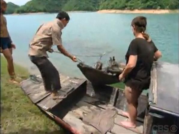 6. Teach a castaway to fish