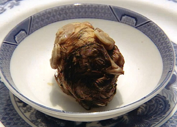 3. The incredible edible duck egg