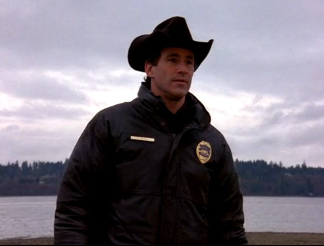 Main cast of characters to care about: Sheriff Harry S. Truman